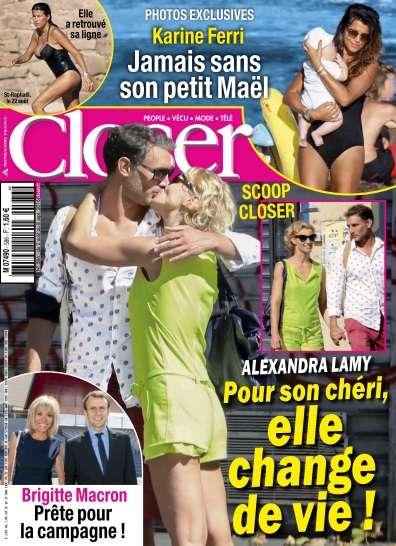 Closer France - 2 au 8 Septembre 2016