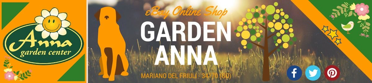 Garden Anna eBay Shop