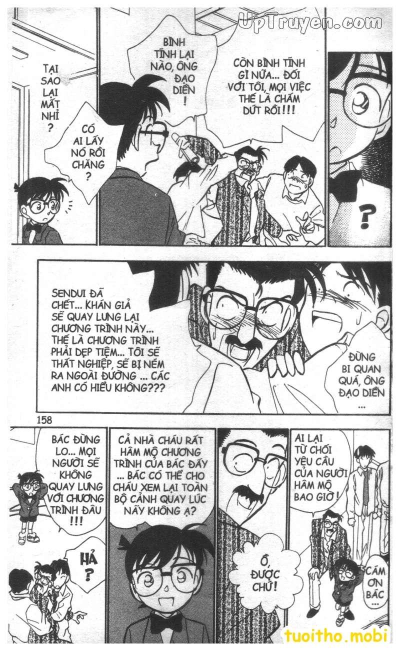 đọc truyện Conan bộ đặc biệt chap 26 trang 4