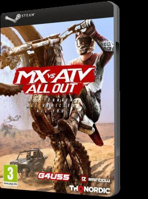 [PC] MX vs ATV All Out - Slash Track Pack (2018) - SUB ITA