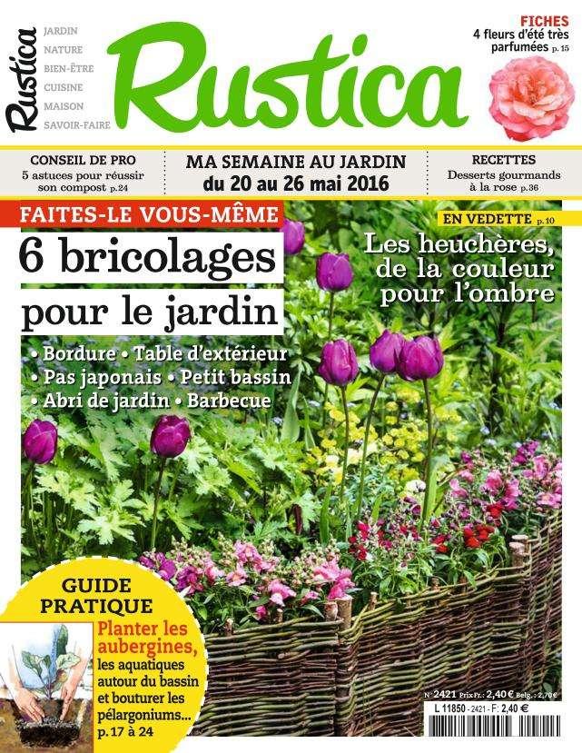 Rustica 2421 - 20 au 26 Mai 2016