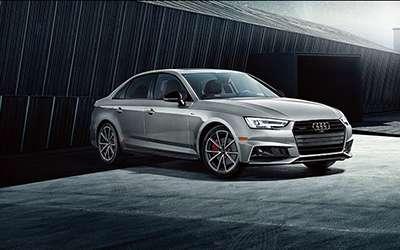 2018 Audi A4 Black Optics Package