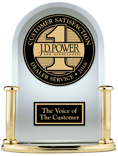 J.D Power Awards