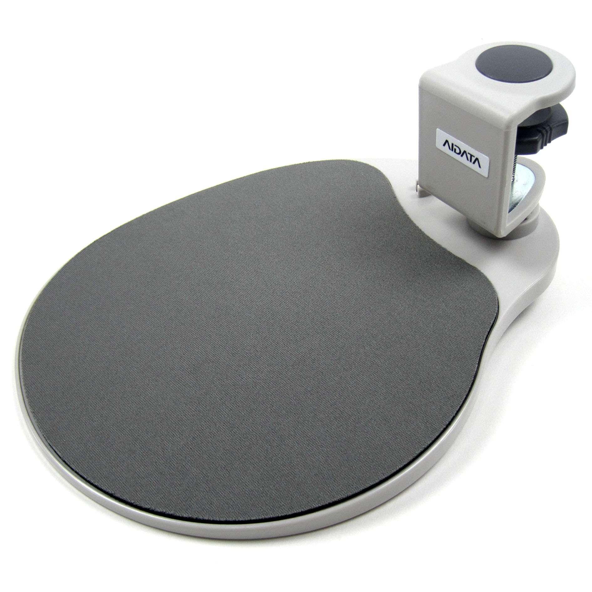 New Aidata Under Desk Mouse Platform Ergonomic Mouse Pad