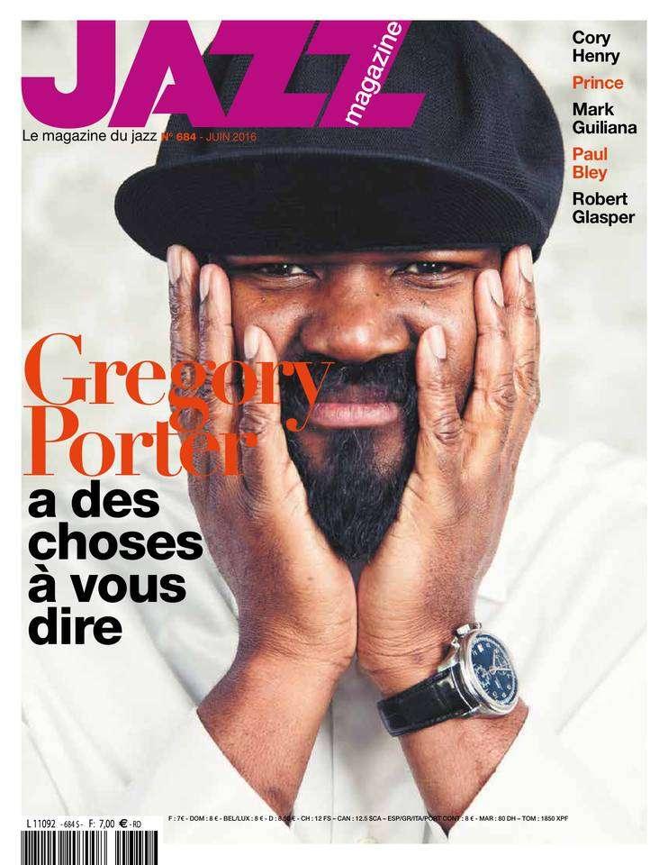 Jazz Magazine - Juin 2016