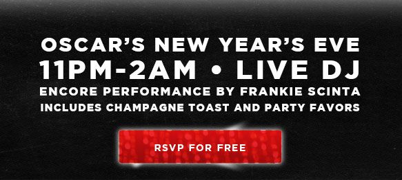 New Year's Eve Details