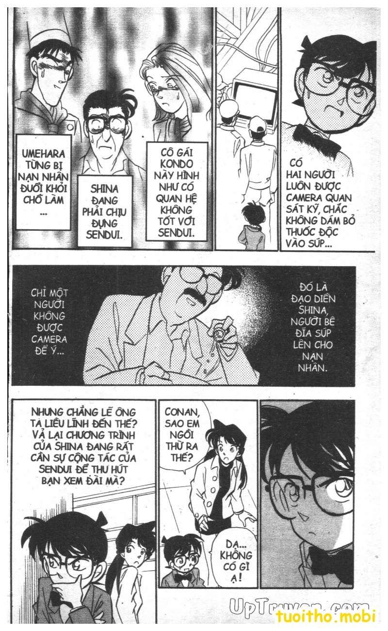 đọc truyện Conan bộ đặc biệt chap 25 trang 16