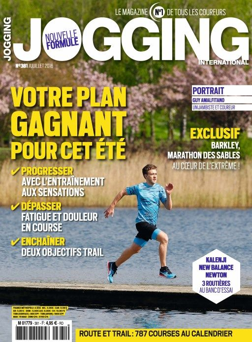 Jogging International 381 - Juillet 2016