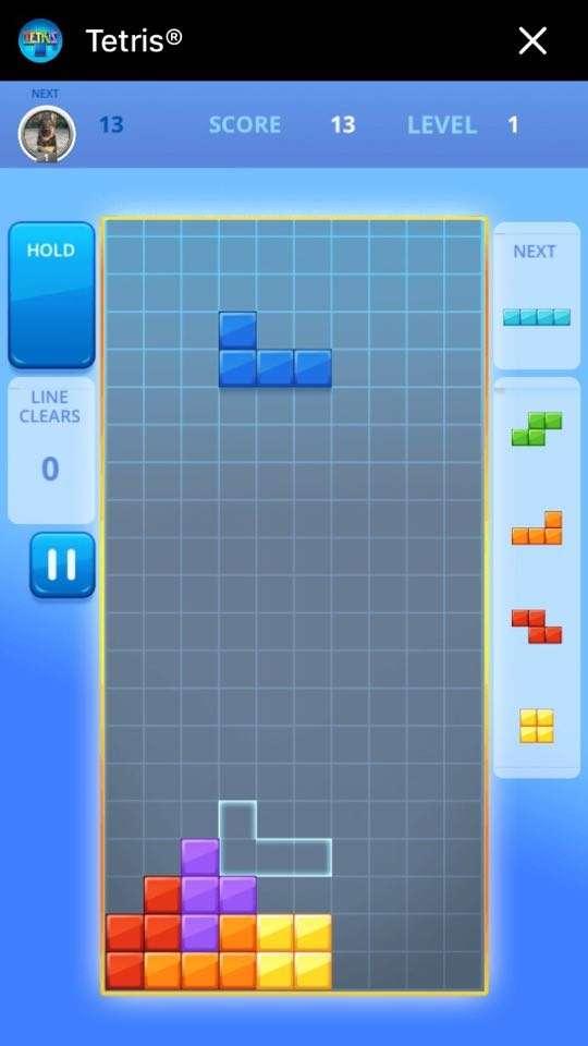 cach choi game tetris tren ung dung messenger_3