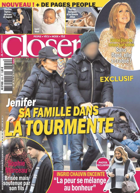 Closer 559 - 28 Février au 5 Mars 2016