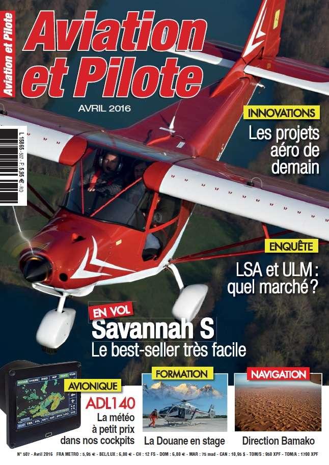 Aviation et Pilote - Avril 2016