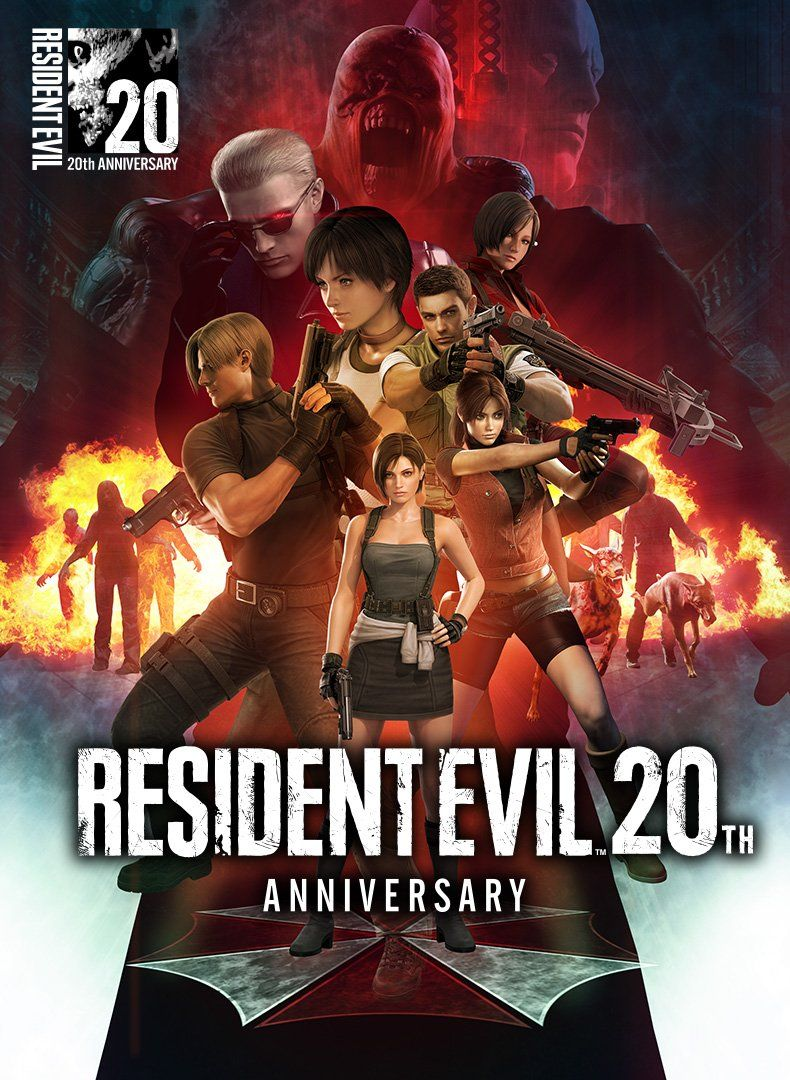 Especial 20 aniversario de Resident Evil