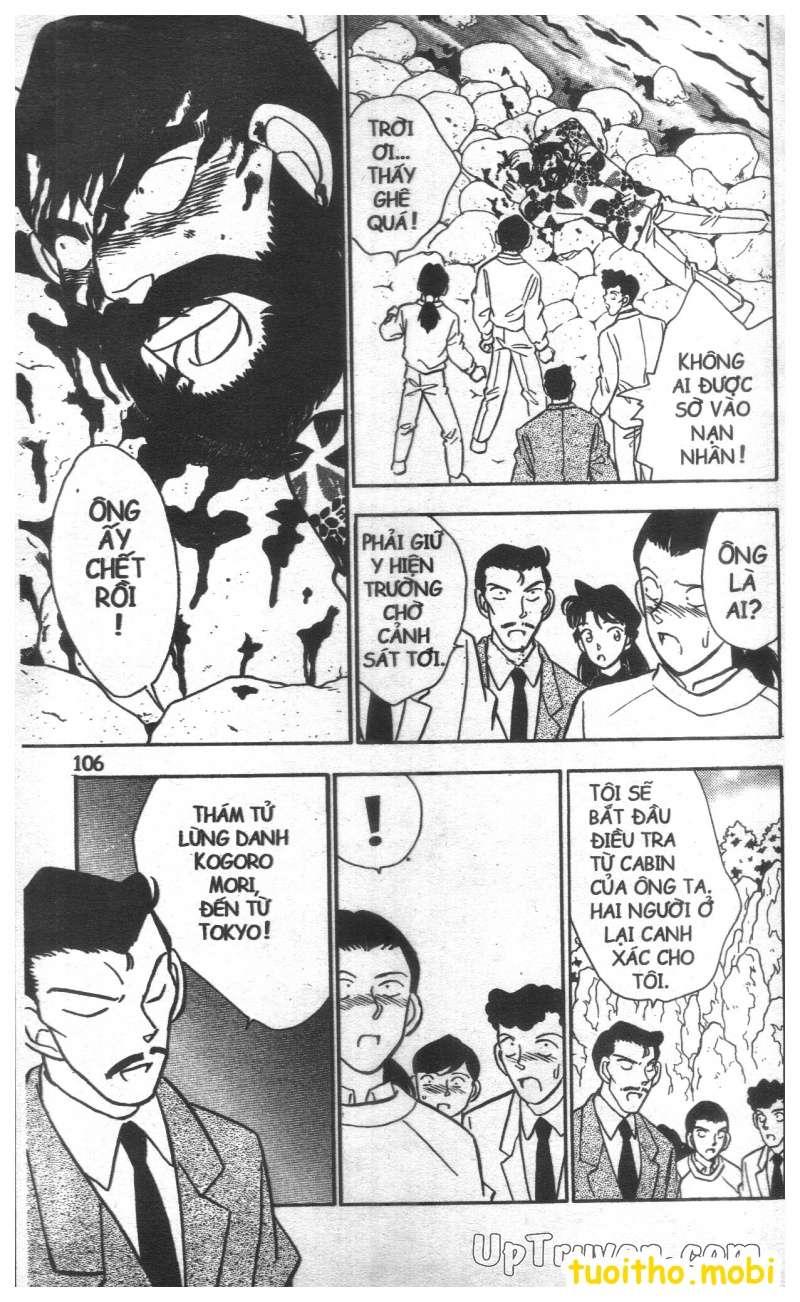 đọc truyện Conan bộ đặc biệt chap 23 trang 13