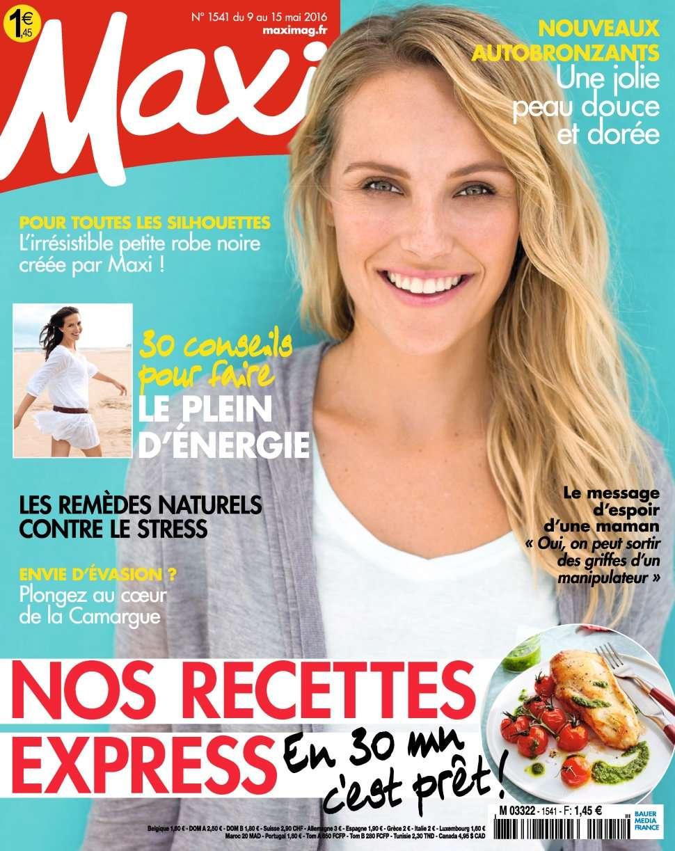 Maxi 1541 - 09 au 05 Mai 2016