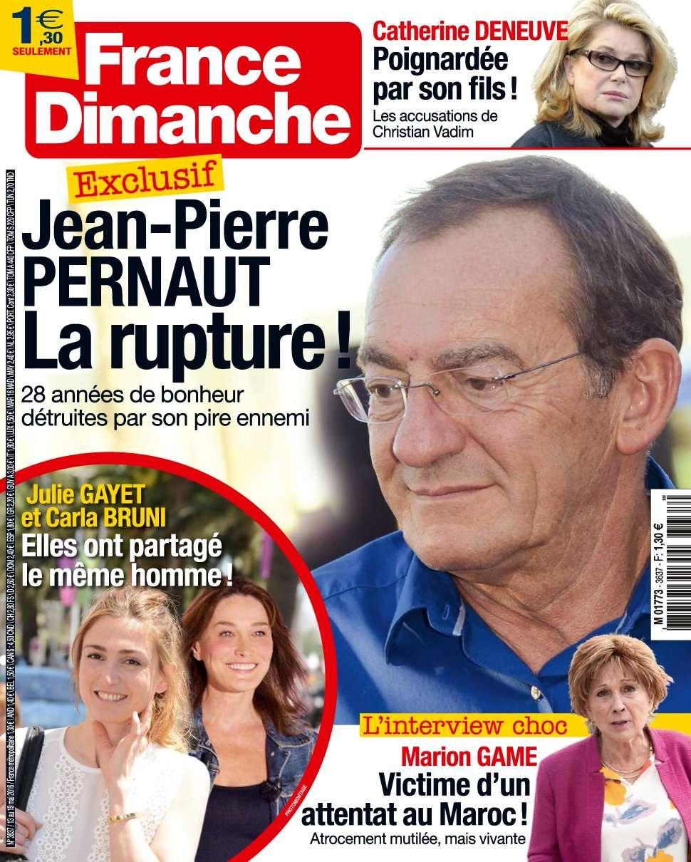 France Dimanche 3637 - 13 au 19 Mai 2016
