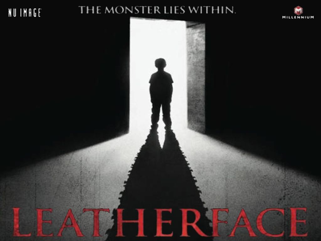 Leatherface Quad Poster Πόστερ
