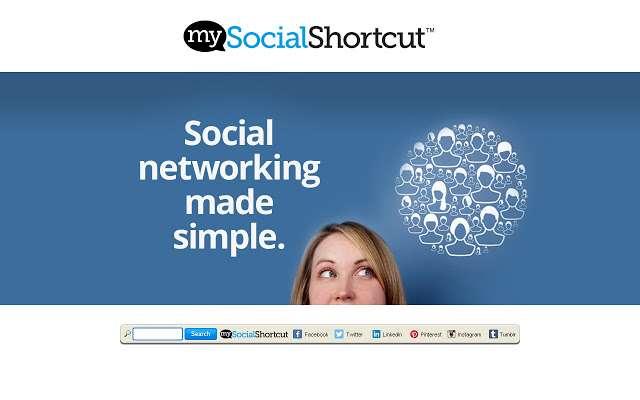 MySocialShortcut