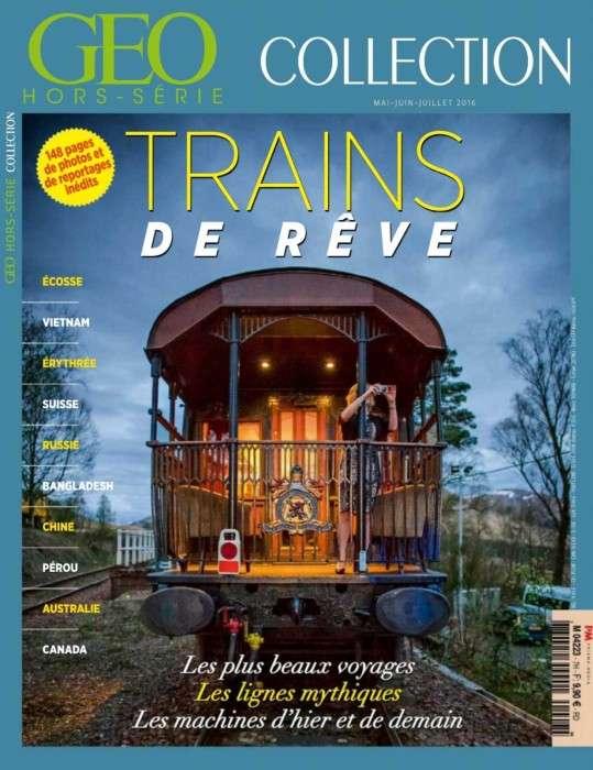 Geo Hors-Série Collection 7 - Mai-Juillet 2016