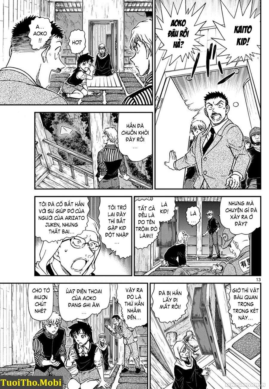đọc truyện Magic Kaito chap 36 trang 12