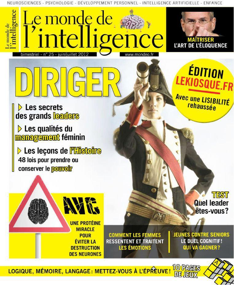 Le Monde de l'Intelligence 25