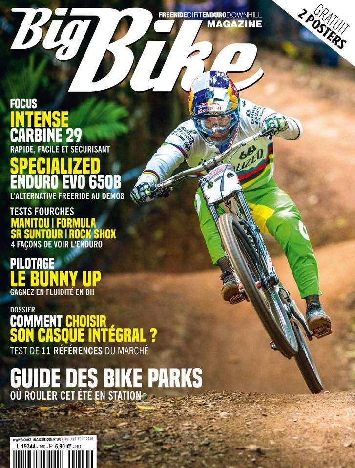 Big Bike - Juillet/Août 2016