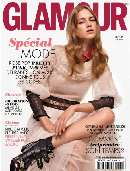 Glamour - Septembre 2016