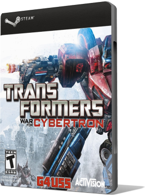 Transformers War for Cybertron DOWNLOAD PC ITA (2010)