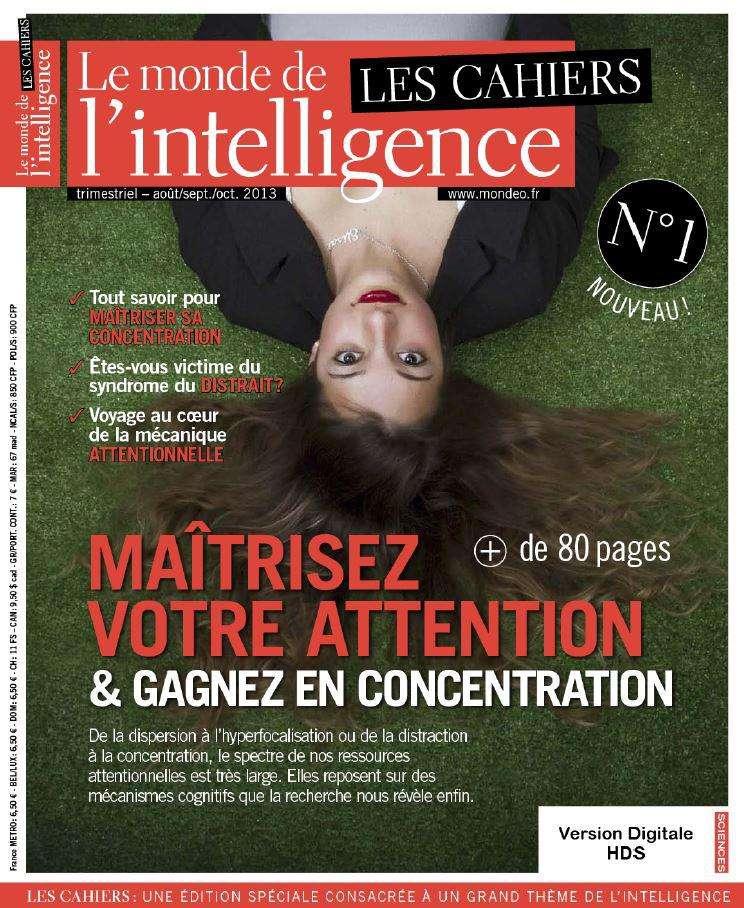 Les Cahiers du Monde de l'Intelligence 1