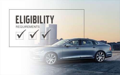 Volvo Cars - Eligibility