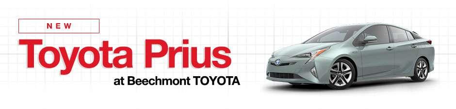 New Toyota Prius For Sale In Cincinnati, Ohio