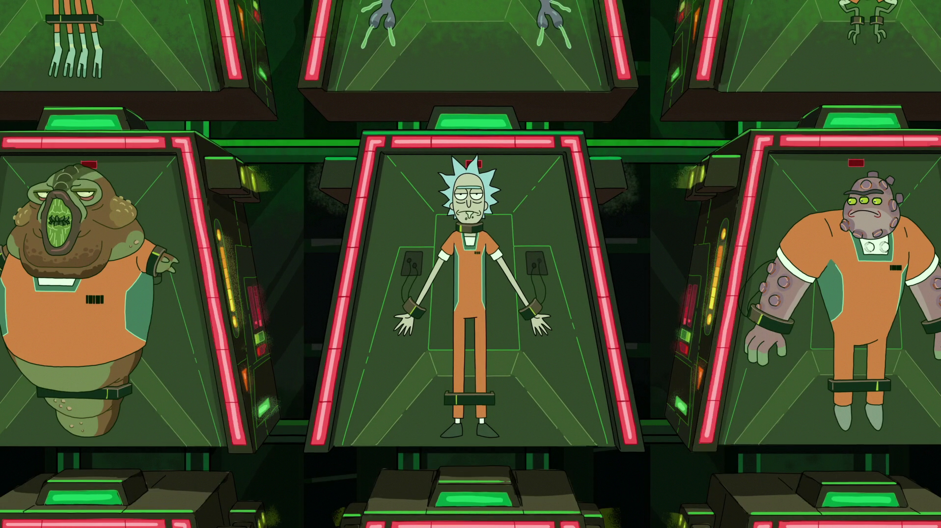 Rick & Morty Season 2 UNCENSORED 1080p (WEB-DL 5 1 AC-3) MP4