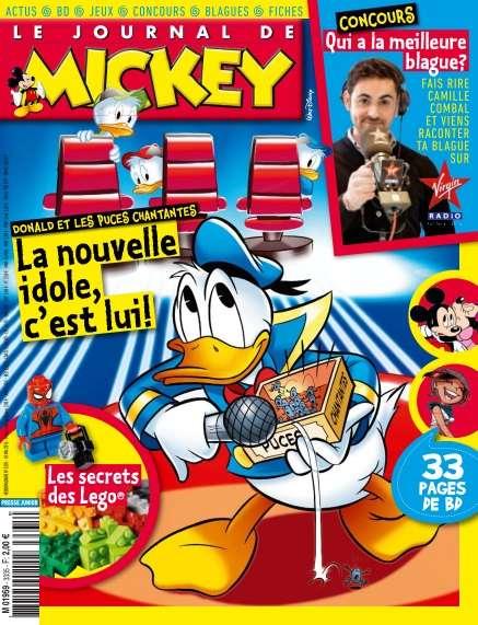 Le Journal de Mickey - 18 au 24 Mai 2016