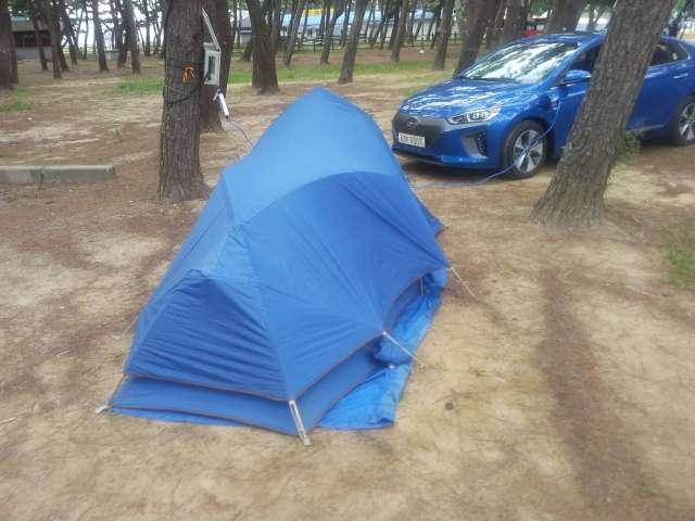 forum automobile propre partir en camping avec une voiture lectrique la recharge des. Black Bedroom Furniture Sets. Home Design Ideas