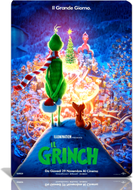 Il Grinch (2018).avi MD MP3 TELESYNC - iTA