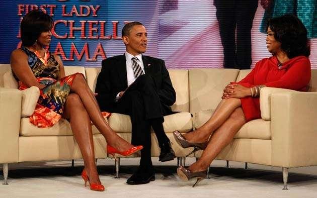 Nữ hoàng truyền hình Oprah: