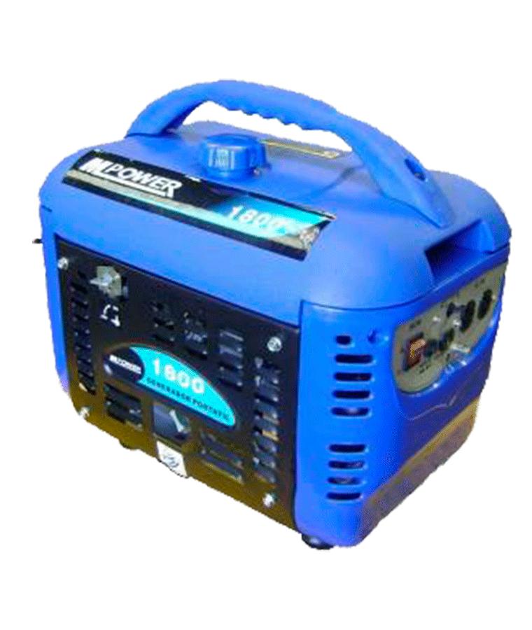 Generador Gasolina Mpower 1800w 4hp Arranque Manual