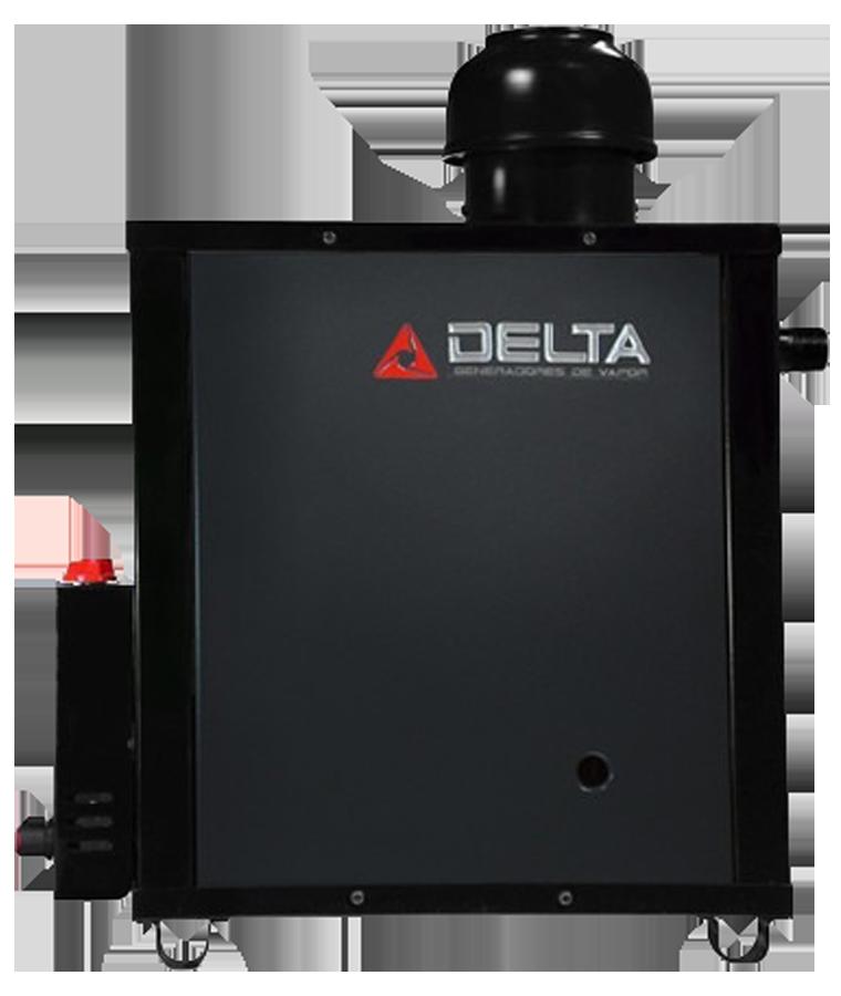 Generador De Vapor Para Baño 5 M3 Mini Delta