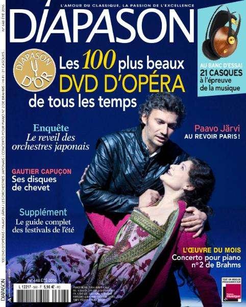 Diapason - Été 2016