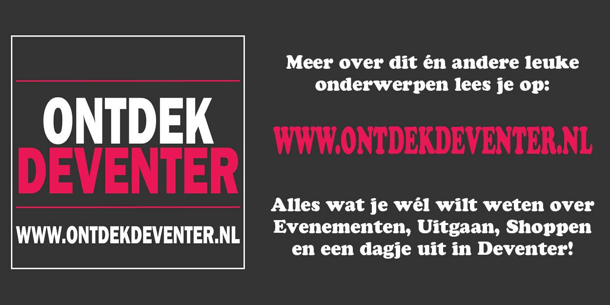 herfstvakantie in Deventer