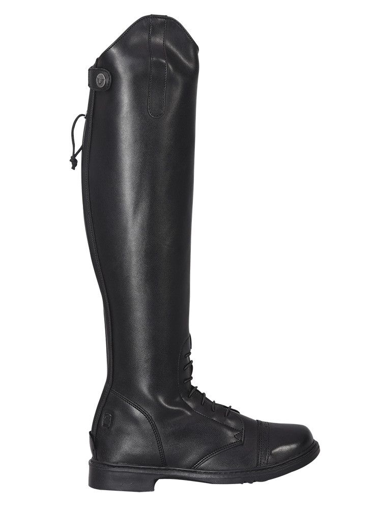 Tuffrider Women/'s Starter Back Zip Field Riding Boots Synthetic Leather