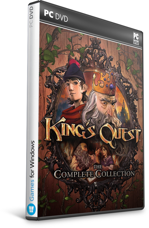[PC] Kings Quest Chapter 3-CODEX [Action|2016]