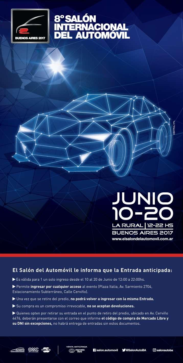 Salon del Automovil 2017