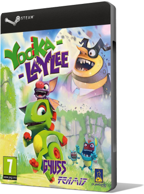 Yooka-Laylee DOWNLOAD PC SUB ITA (2017)