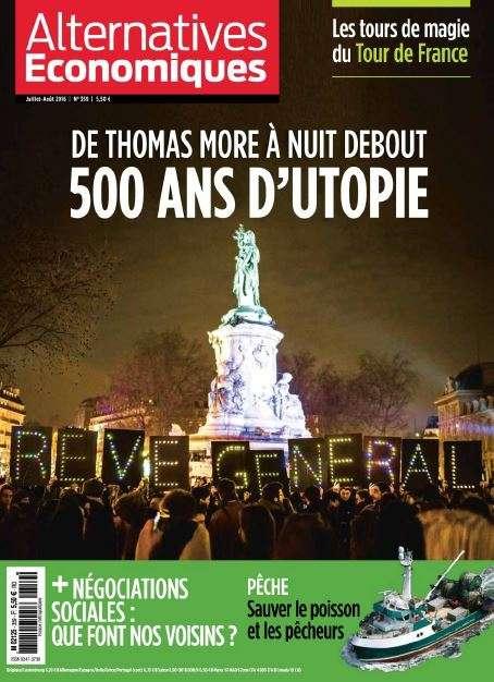 Alternatives Économiques - Juillet-Aout 2016