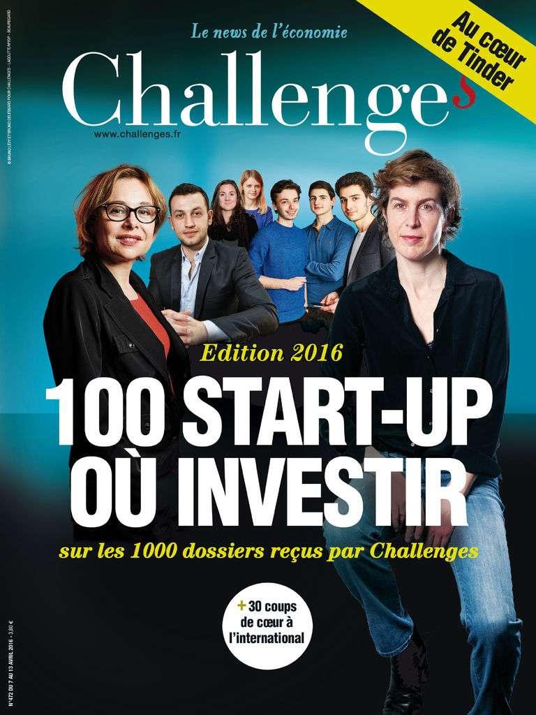 Challenges - 7 au 13 Avril 2016