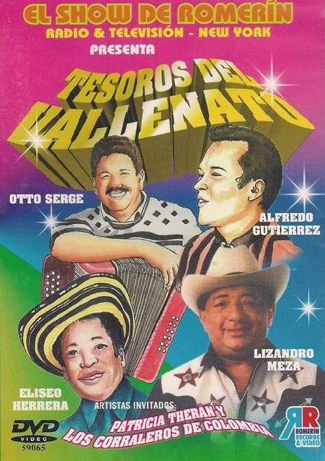 El Show De Romerin: Tesoros Del Vallenato (DVD5)
