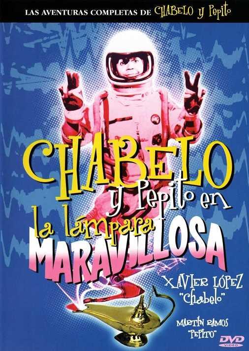 Chabelo Y Pepito En La Lampara Maravillosa (1971) (Dvd5)