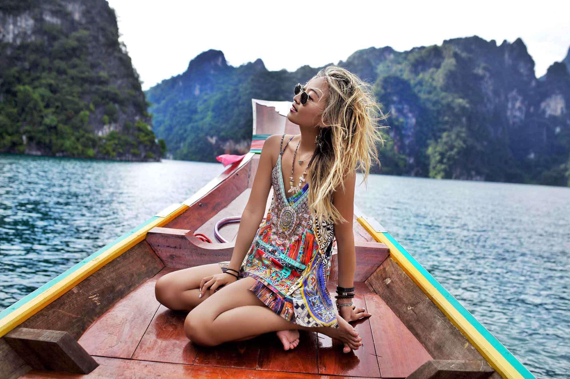 Cheow Larn Lake, Khao Sok