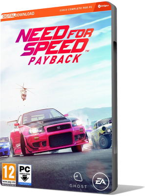 [PC] Need for Speed Payback (2017) - FULL ITA