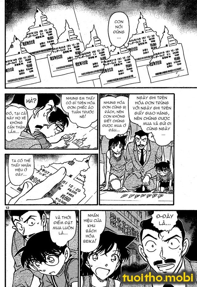 conan chương 701 trang 11